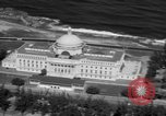 Image of Aerial view of Island San Juan Puerto Rico, 1950, second 39 stock footage video 65675043418