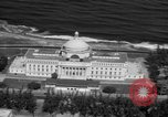 Image of Aerial view of Island San Juan Puerto Rico, 1950, second 42 stock footage video 65675043418