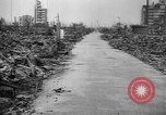 Image of Bomb damage in Japan Hiroshima Japan, 1945, second 57 stock footage video 65675043424