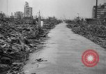 Image of Bomb damage in Japan Hiroshima Japan, 1945, second 60 stock footage video 65675043424