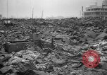Image of Bomb damage in Japan Hiroshima Japan, 1945, second 61 stock footage video 65675043424