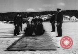 Image of Canadian Navy men Canada, 1944, second 8 stock footage video 65675043437