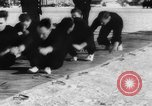 Image of Canadian Navy men Canada, 1944, second 15 stock footage video 65675043437