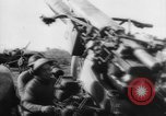 Image of British forces bombard Ortona Italy Italy, 1943, second 15 stock footage video 65675043438