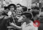 Image of United States troops Rennes France, 1944, second 16 stock footage video 65675043448
