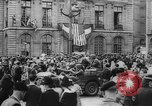 Image of United States troops Rennes France, 1944, second 18 stock footage video 65675043448