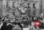 Image of United States troops Rennes France, 1944, second 19 stock footage video 65675043448