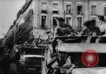 Image of United States troops Rennes France, 1944, second 29 stock footage video 65675043448