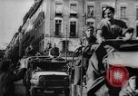 Image of United States troops Rennes France, 1944, second 30 stock footage video 65675043448