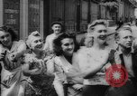Image of United States troops Rennes France, 1944, second 33 stock footage video 65675043448