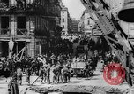 Image of United States troops Rennes France, 1944, second 34 stock footage video 65675043448
