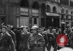 Image of United States troops Rennes France, 1944, second 39 stock footage video 65675043448