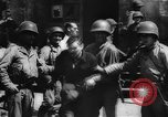 Image of United States troops Rennes France, 1944, second 43 stock footage video 65675043448