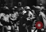 Image of United States troops Rennes France, 1944, second 45 stock footage video 65675043448