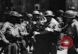 Image of United States troops Rennes France, 1944, second 46 stock footage video 65675043448