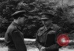 Image of British and Canadian forces Normandy France, 1944, second 17 stock footage video 65675043449