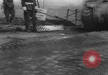Image of British and Canadian forces Normandy France, 1944, second 31 stock footage video 65675043449