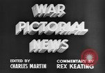 Image of Allied forces Rome Italy, 1944, second 12 stock footage video 65675043450