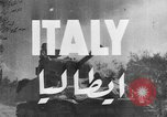 Image of Allied forces Rome Italy, 1944, second 19 stock footage video 65675043450