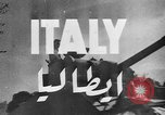 Image of Allied forces Rome Italy, 1944, second 20 stock footage video 65675043450