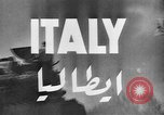 Image of Allied forces Rome Italy, 1944, second 23 stock footage video 65675043450