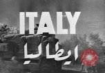 Image of Allied forces Rome Italy, 1944, second 24 stock footage video 65675043450