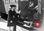 Image of Women railroad workers Italy, 1943, second 54 stock footage video 65675043452