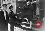 Image of Women railroad workers Italy, 1943, second 56 stock footage video 65675043452