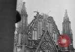 Image of Cologne Cathedral Cologne Germany, 1943, second 28 stock footage video 65675043454