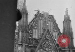 Image of Cologne Cathedral Cologne Germany, 1943, second 29 stock footage video 65675043454