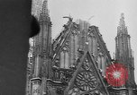 Image of Cologne Cathedral Cologne Germany, 1943, second 30 stock footage video 65675043454