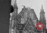 Image of Cologne Cathedral Cologne Germany, 1943, second 31 stock footage video 65675043454