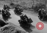 Image of British bomber and troops United Kingdom, 1941, second 25 stock footage video 65675043470