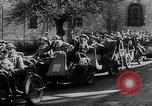 Image of British bomber and troops United Kingdom, 1941, second 34 stock footage video 65675043470