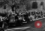 Image of British bomber and troops United Kingdom, 1941, second 35 stock footage video 65675043470