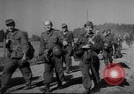 Image of German troops Warsaw Poland, 1943, second 13 stock footage video 65675043477