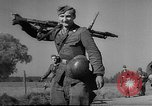 Image of German troops Warsaw Poland, 1943, second 22 stock footage video 65675043477
