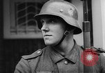 Image of German troops France, 1943, second 18 stock footage video 65675043480