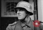 Image of German troops France, 1943, second 19 stock footage video 65675043480