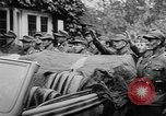 Image of German troops France, 1943, second 20 stock footage video 65675043480