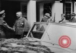 Image of German troops France, 1943, second 21 stock footage video 65675043480