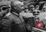 Image of German troops France, 1943, second 37 stock footage video 65675043480