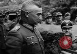Image of German troops France, 1943, second 38 stock footage video 65675043480