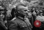 Image of German troops France, 1943, second 40 stock footage video 65675043480