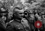 Image of German troops France, 1943, second 41 stock footage video 65675043480