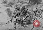 Image of Italian troops Tunisian Front, 1943, second 29 stock footage video 65675043485