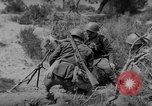 Image of Italian troops Tunisian Front, 1943, second 31 stock footage video 65675043485
