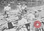 Image of Japanese troops Burma, 1940, second 9 stock footage video 65675043490