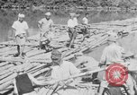 Image of Japanese troops Burma, 1940, second 10 stock footage video 65675043490