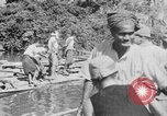 Image of Japanese troops Burma, 1940, second 16 stock footage video 65675043490